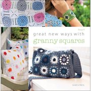 Search Press Books Great New Ways with Granny Squares