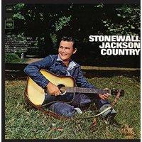 Stonewall Jackson Country (CD)