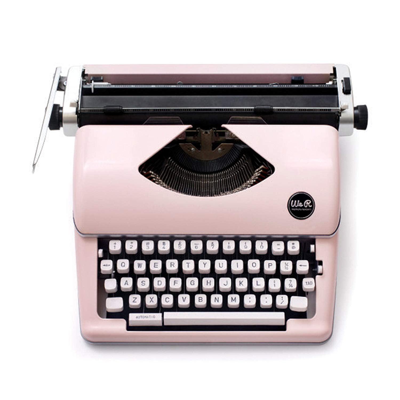 American Crafts 310299 We R Memory Keepers Typecast Typewriter Ribbon White