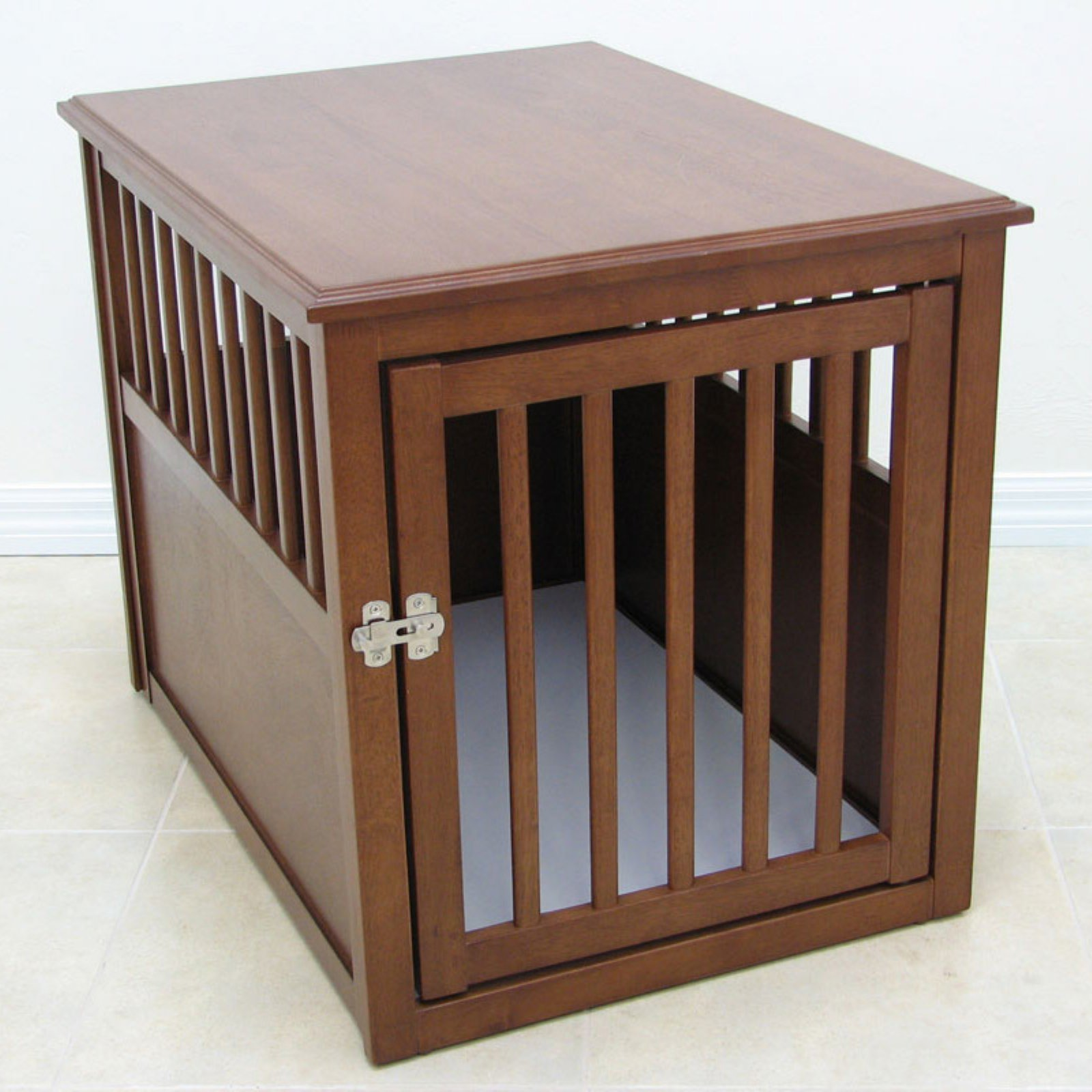 Crown Pet Crate Table Walmart