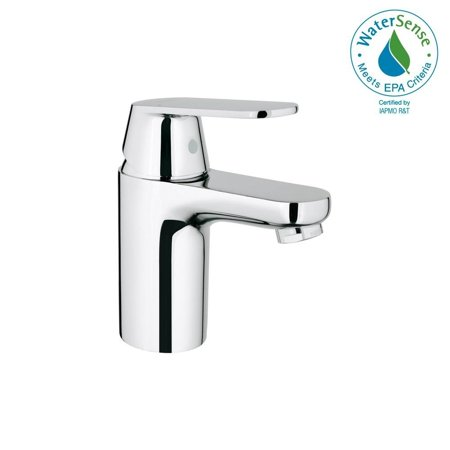 Grohe  Eurosmart Cosmopolitan Single-Handle Bathroom Faucet S-Size 3287700A StarLight