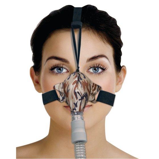 finest selection 49b6a 9e989 Circadiance SleepWeaver ADVANCE Nasal CPAP Masks with Headgear - Camo -  Walmart.com