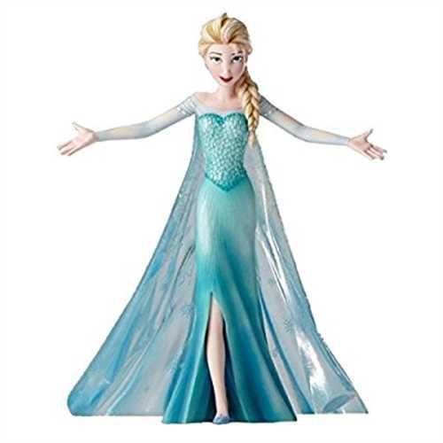 ENESCO Disney Showcase Elsa's Cinematic Moment Figurine, ...