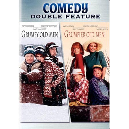 Grumpy Old Men/Grumpier Old Men (DVD)](Halloween Movies For 12 Year Olds)