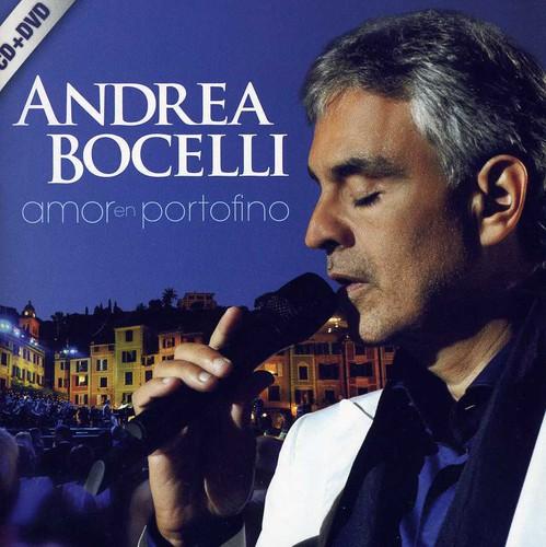 Amor En Portofino (CD) (Includes DVD)