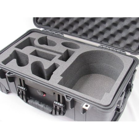 Pelican Case 1510 With Custom Foam Insert For Oculus Rift - Carry-On With