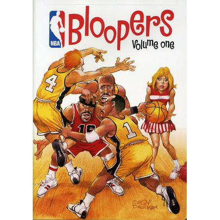 NBA Bloopers: Volume 1 (DVD) (Community Halloween Bloopers)