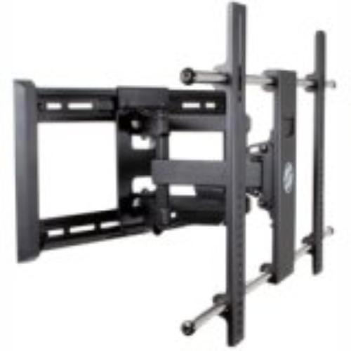 "Mountwerks Mw125c64 Wall Mount For Flat Panel Display - 32"" To 70"" Screen Support - 125 Lb Load Capacity - Steel - Black (mw125c64)"