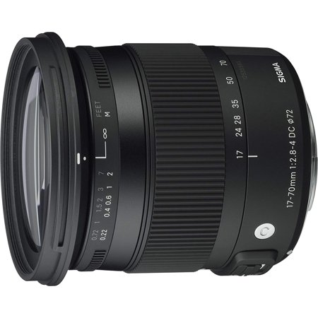 Sigma 17-70mm F2.8-4 Contemporary DC Macro OS HSM Lens for