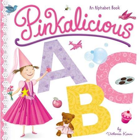 Pinkalicious ABC: An Alphabet Book (Board Book)