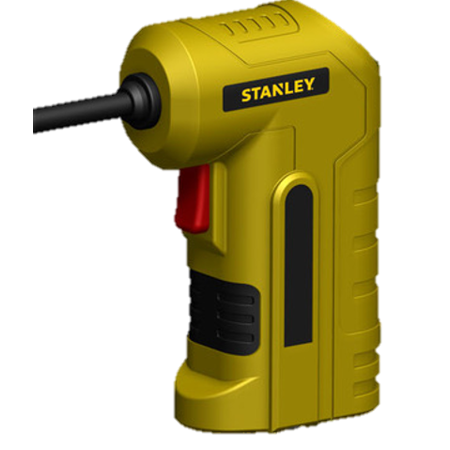 STANLEY 12 Volt Handheld Digital Air Compressor (CDC120S)