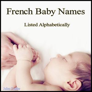 French Baby Names - eBook