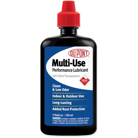 Dupont Teflon Multi Use Lubricant  4 Oz