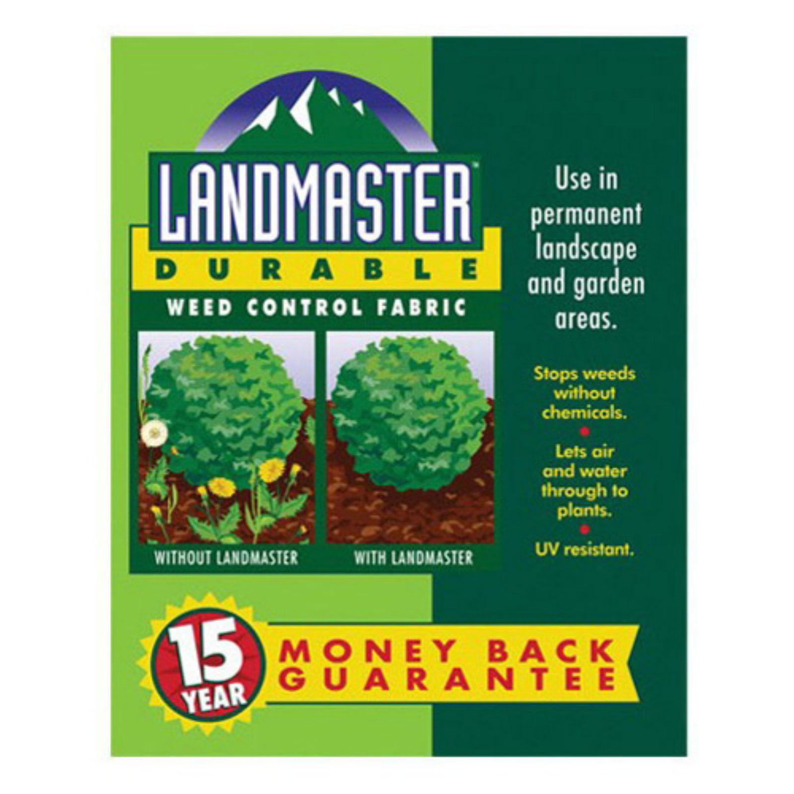 Easy Gardener Landmaster Durable Weed Control Fabric