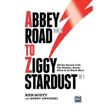 David Bowie Ziggy Stardust Pictures (Abbey Road to Ziggy Stardust )