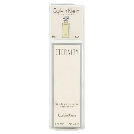 Calvin Klein Fragrances Eternity Eau de Parfum Spray, 1 fl oz