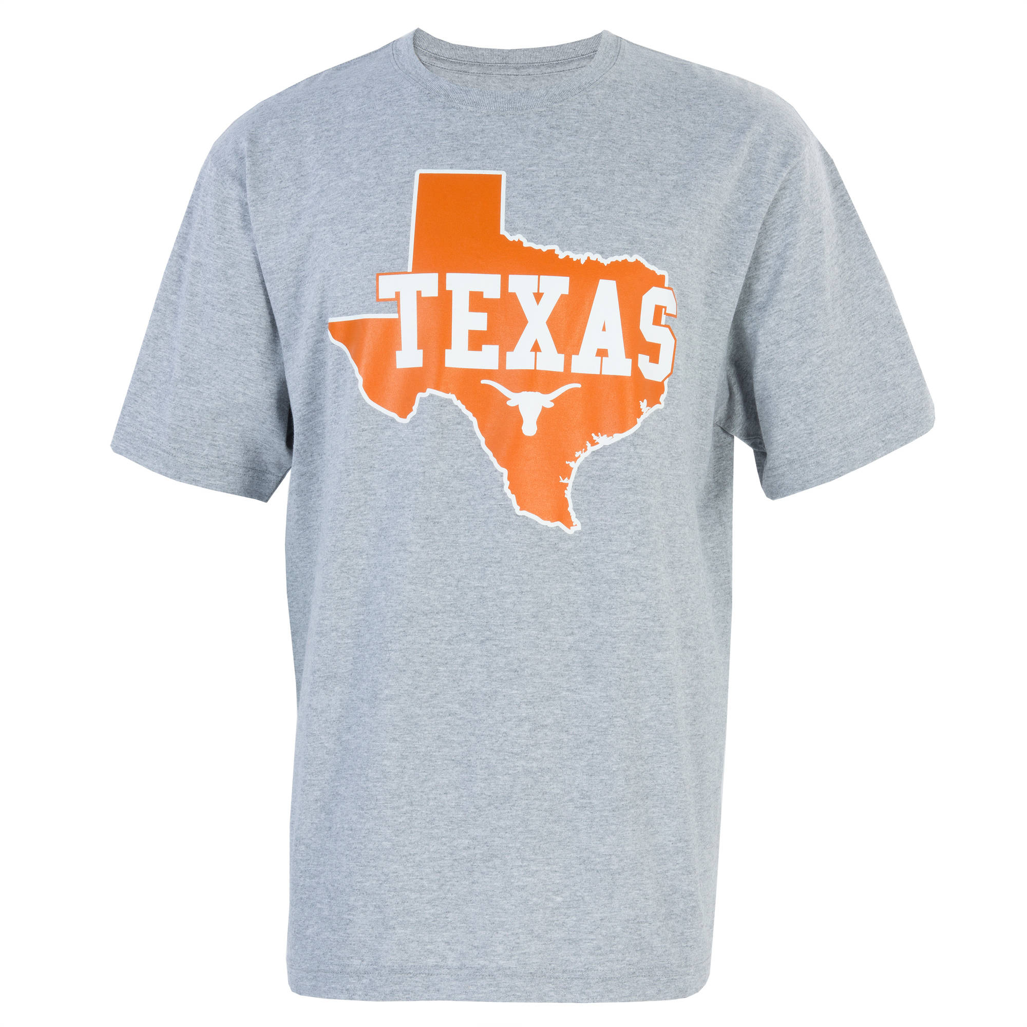 NCAA Texas Longhorns Men's State Limits Graphic Tee