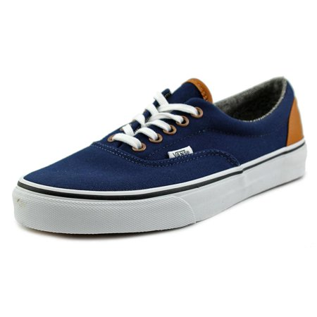 5e3c797350 Vans - Vans TC6D Men Round Toe Canvas Blue Sneakers - Walmart.com