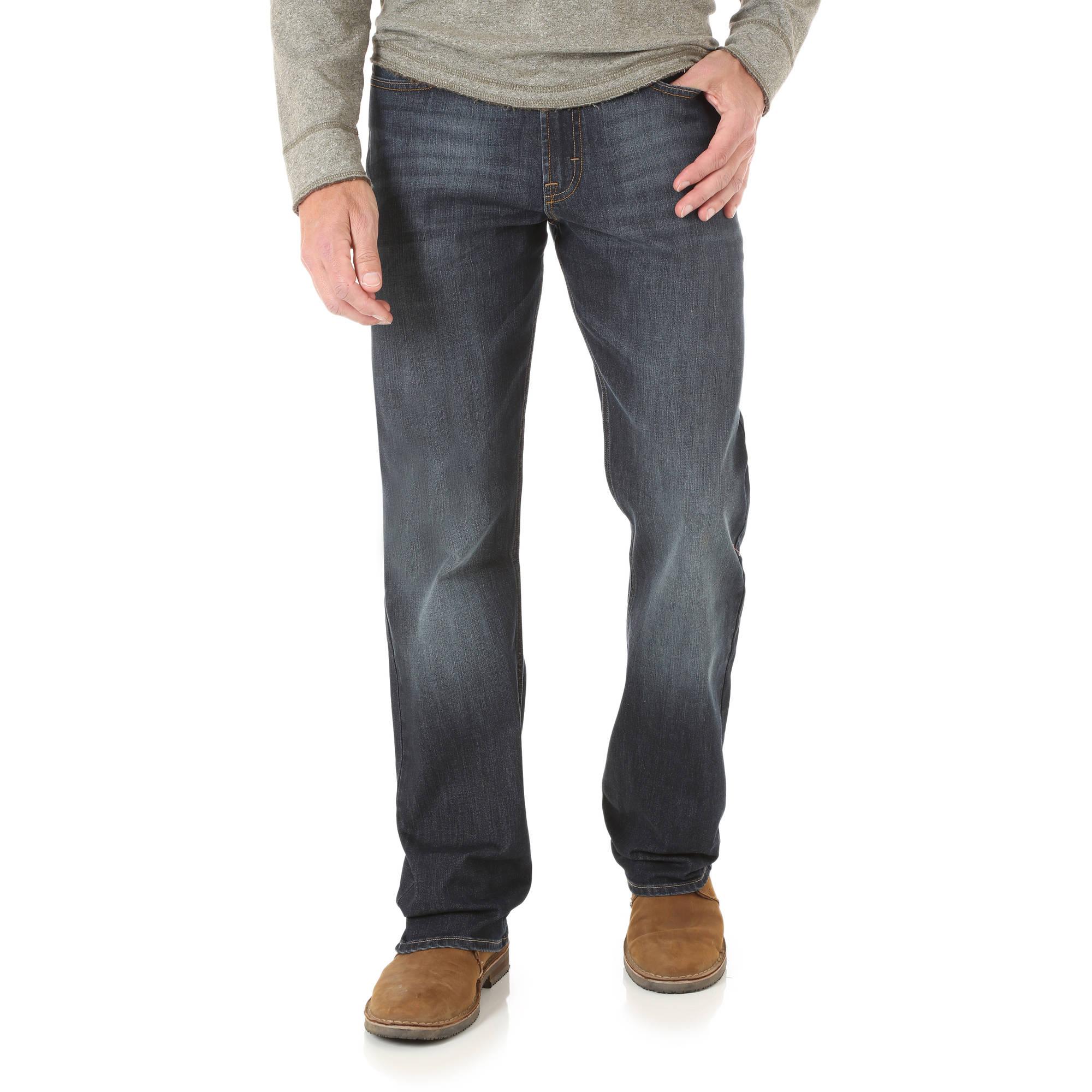 Wrangler Jeans Co. Men's Relaxed Bootcut Jean - Walmart.com