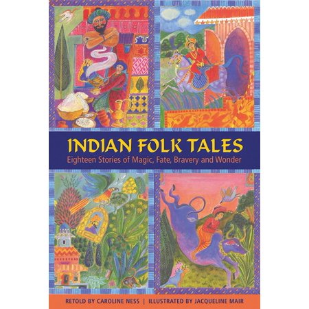 Indian Folk Instruments (Indian Folk Tales : Eighteen Stories of Magic, Fate, Bravery and Wonder)