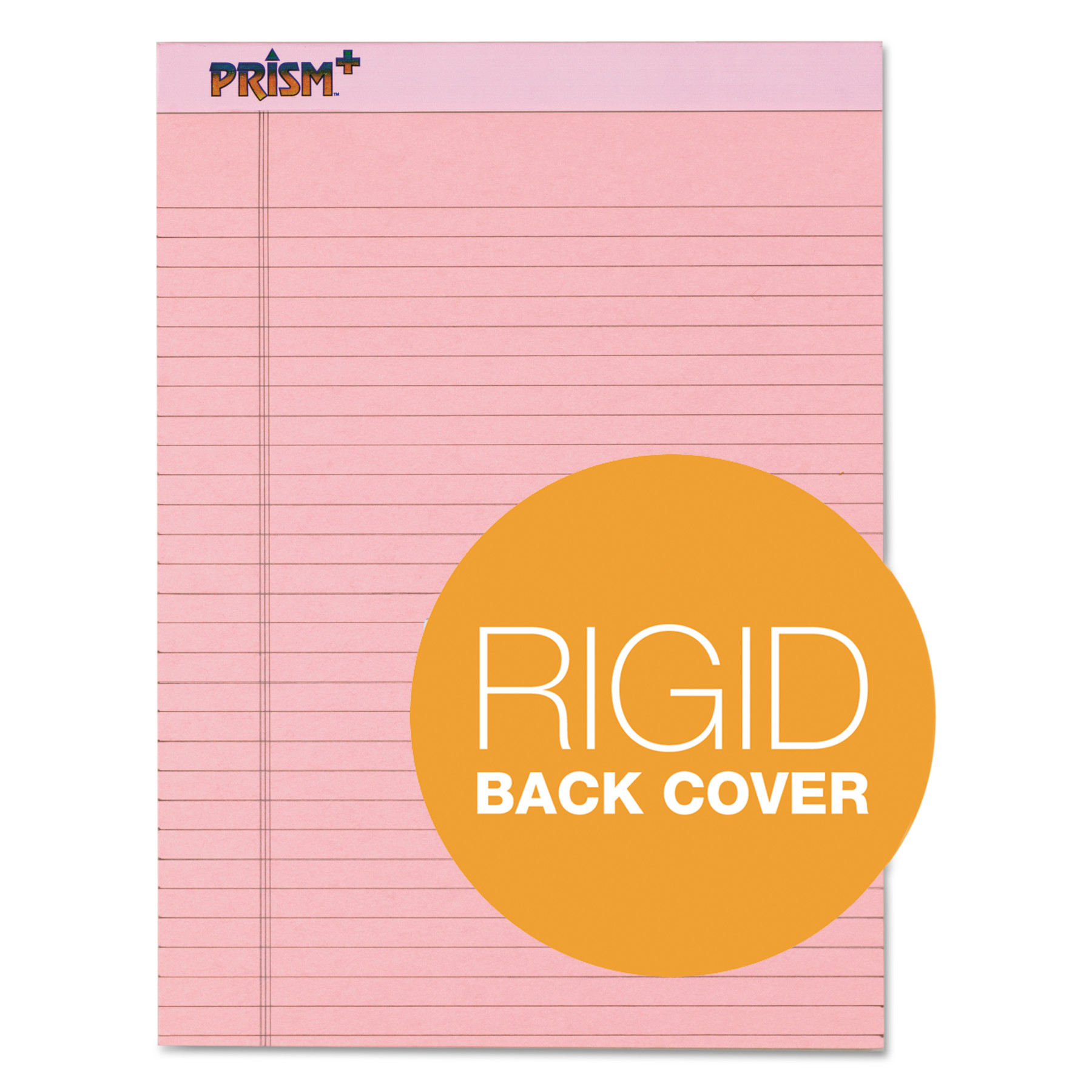TOPS Prism Plus Colored Legal Pads, 8 1/2 x 11 3/4, Blue, 50 Sheets ...