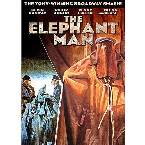 The Elephant Man (1982) (Full Frame)