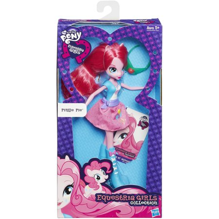 My Little Pony Equestria Girls Collection Pinkie Pie Doll