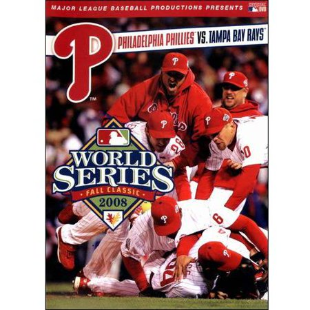 - MLB: 2008 World Series - Philadelphia Phillies Vs. Tampa Bay Rays