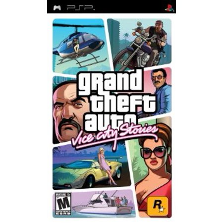 Rockstar Games Grand Theft Auto Vice City Stories - Sony