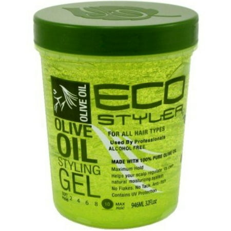 How To Style Natural Hair With Eco Styler Gel