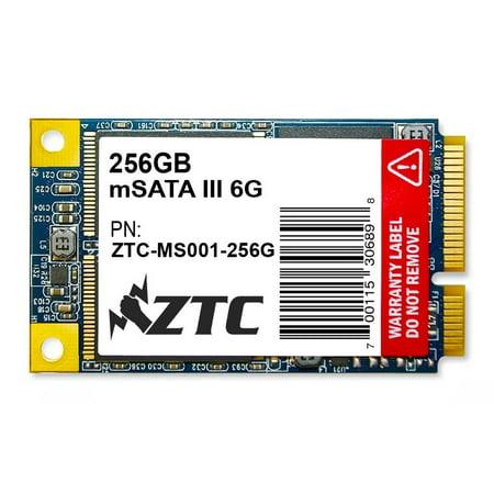 256GB ZTC Bulwark V2 mSATA 6G 50mm Solid State Disk - ZTC-MS001-256G