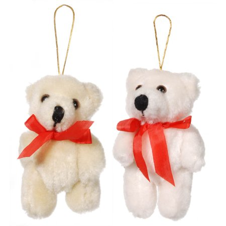 Darice Bear Fully Jointed Beige 3.5