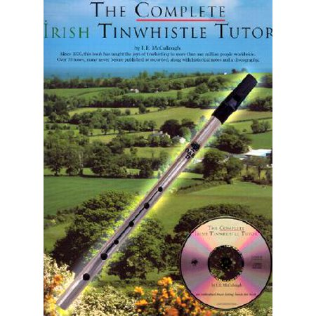 Comp. Tin Whistle Book W/CD Deluxe Tin Whistle Songbook