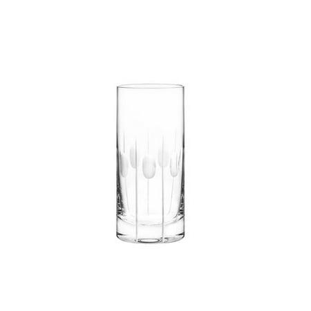 Qualia Glass Gulfstream Highball Glass (Set of 4)
