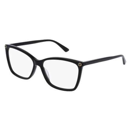 Gucci GG0025O Eyeglass 56mm (Gucci Frames For Women)