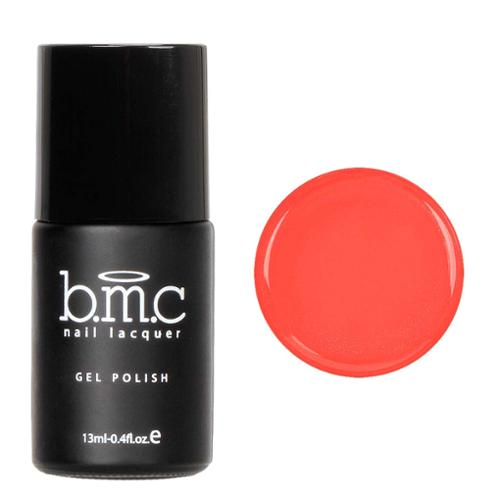 BMC Bright UV/LED Gel Nail Polish - Sands of Aruba Collection, Electric Flamingo