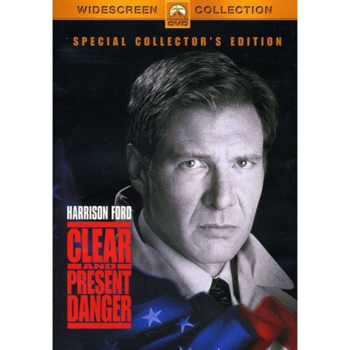 Clear And Present Danger (Special Collector's Edition) (Widescreen)