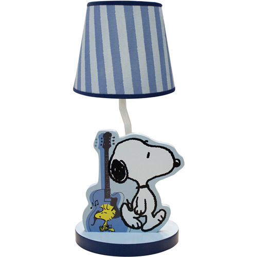Bedtime Originals by Lambs & Ivy - Hip Hop Snoopy Lamp
