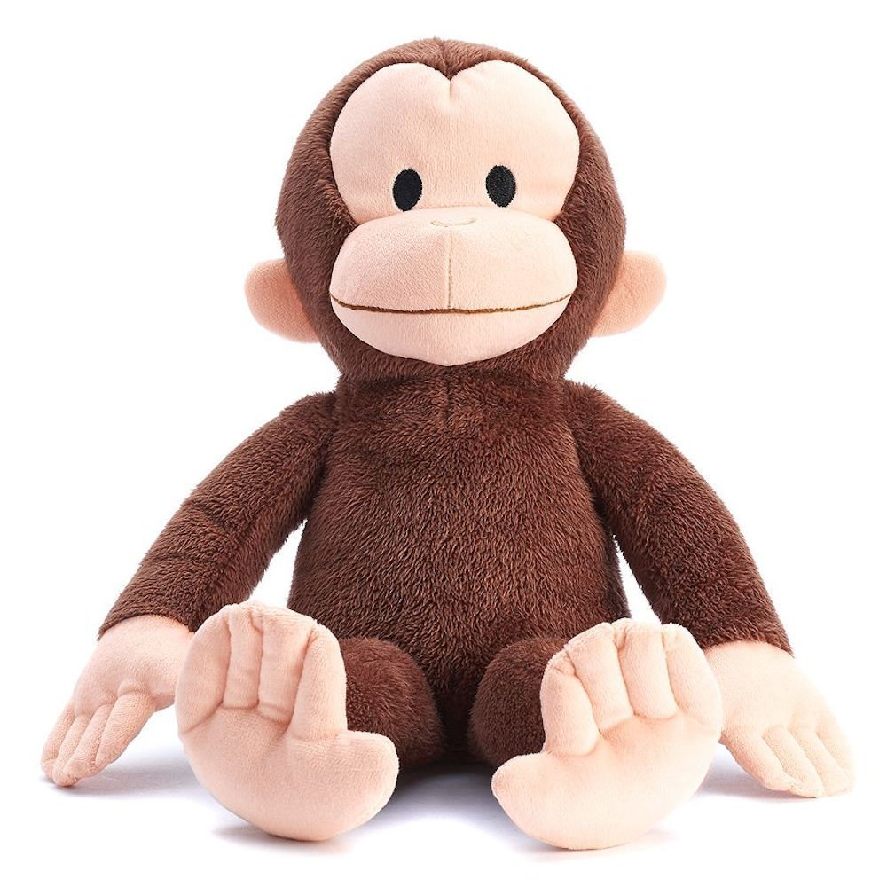 Curious George 15 Plush (Toy), Made exclusively for Kohl's Cares for Kids By Kohls Cares for Kids Ship from US by