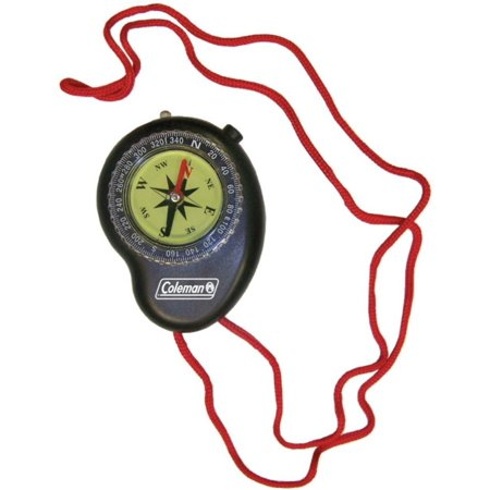 Compass with LED LightIncludes lanyard By Coleman](Led Lanyards)