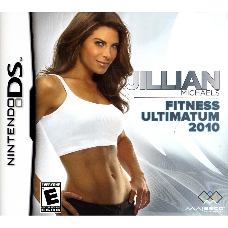 Jillian Michaels Fitness Ultimatum 2010 - Nintendo DS