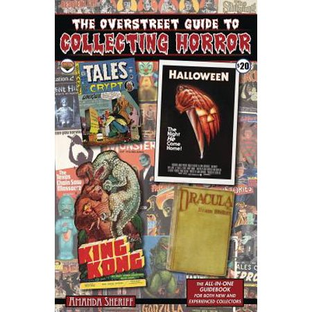 The Overstreet Guide to Collecting Horror