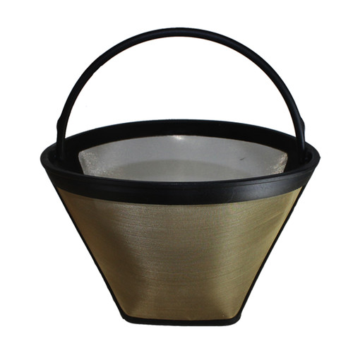 Crucial Washable and Reusable Cone Coffee Filter