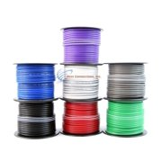 Best Wire Tracers - 100' ft 14 Gauge Stripe Tracer Cable Single Review