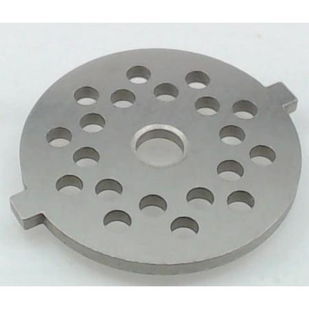 WP9709028, Food Grinder Fine Plate fits Whirlpool KitchenAid Stand