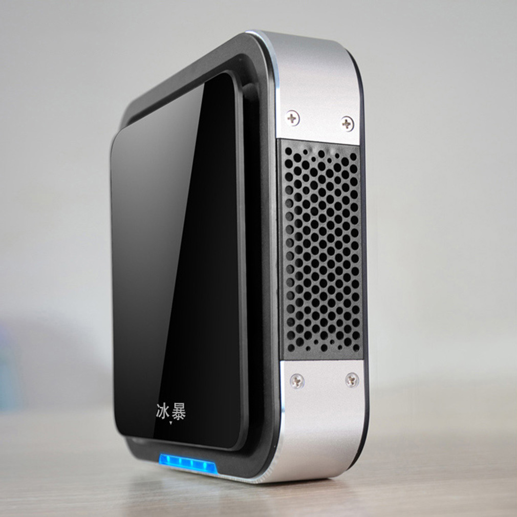 Clearence!Automatic Detection Intelligent Office Home Car Air Purifier Air Cleaner