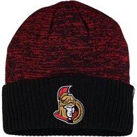 Ottawa Senators Fanatics Branded Space Dye Cuffed Knit Hat - Red - OSFA