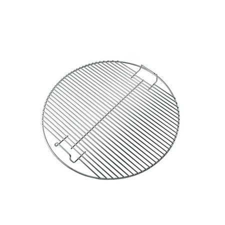 Weber Replacement Cooking Grate for One-Touch Silver, Bar-B-Kettle & Master Touch Charcoal Grill (Parts For Master Forge Grill)