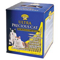 Precious Cat Dr. Elsey's Ultra Scoopable Multi-Cat Cat Litter, 20 lbs