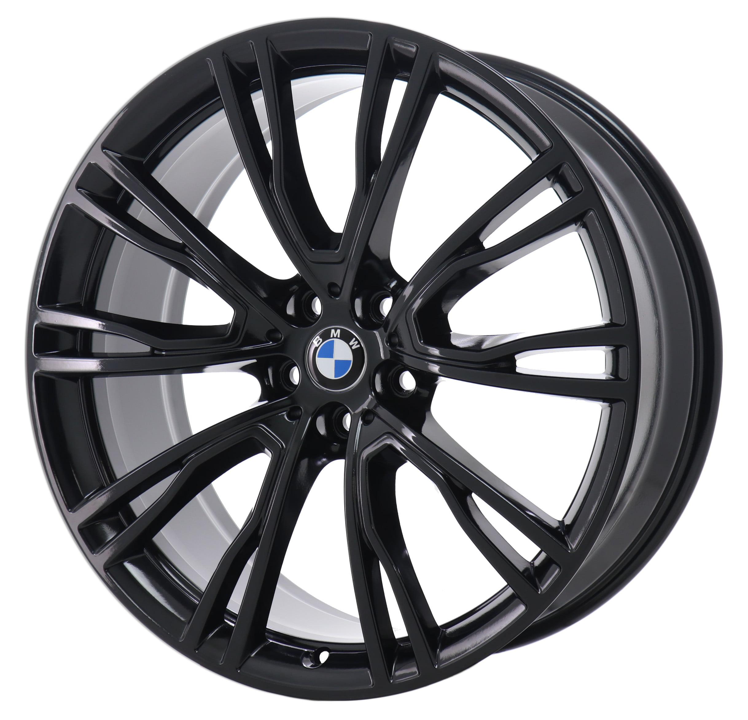 Bmw X3 2018 2020 Gloss Black Factory Oem Wheel Rim Not Replicas Walmart Com Walmart Com